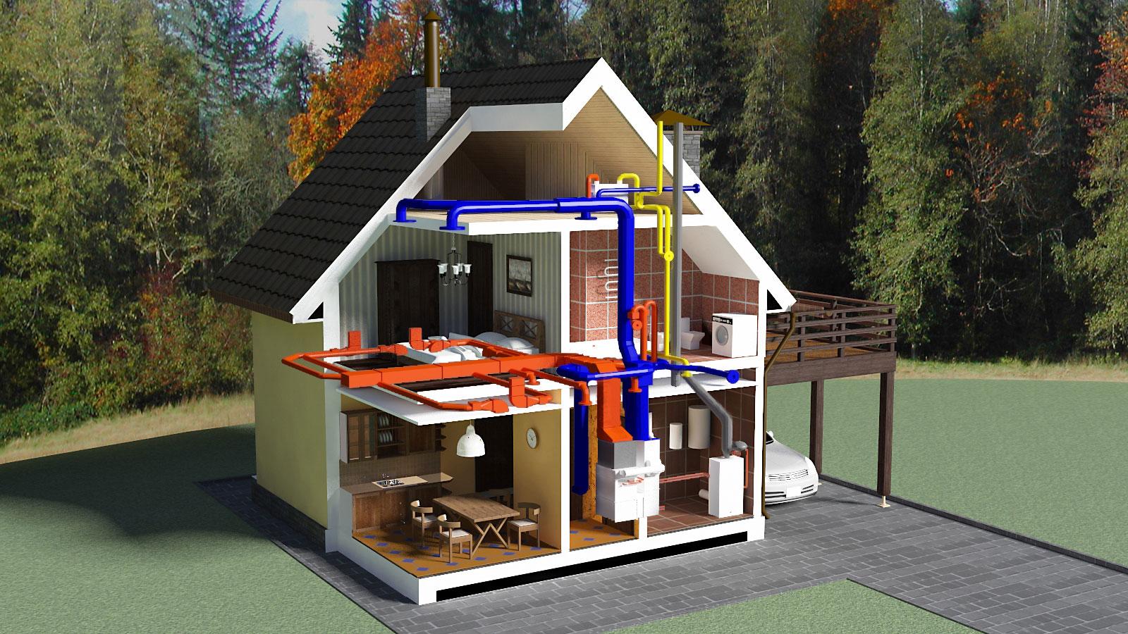 дом без проекта