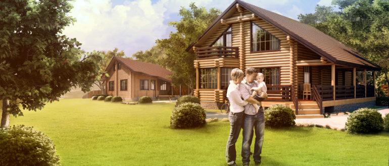 Каркасный дом – мечта любой семьи