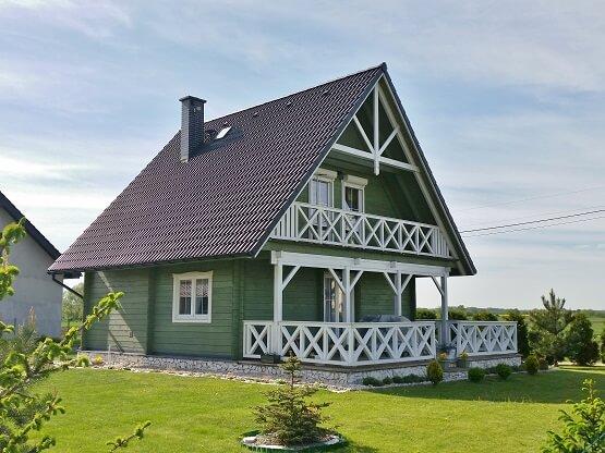 домостроение скандинавский стиль