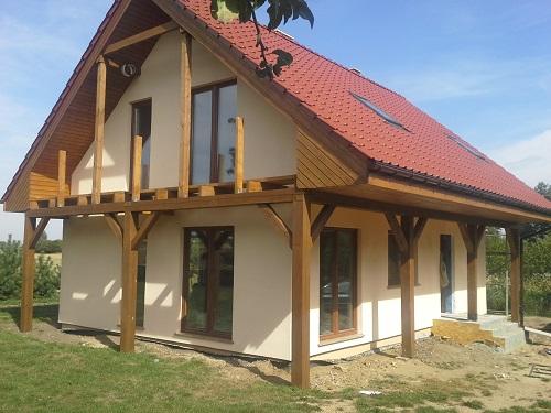 Каркасный дом - мечта любой семьи