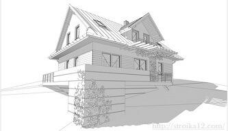 дом стройка - проект