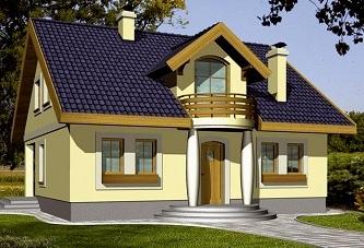 дом по типовому проекту