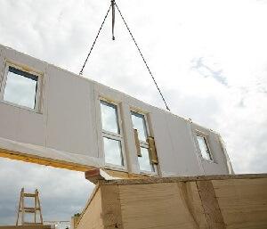 строим модульный дом