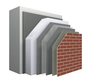 Вентилируемый фасад: конструкции