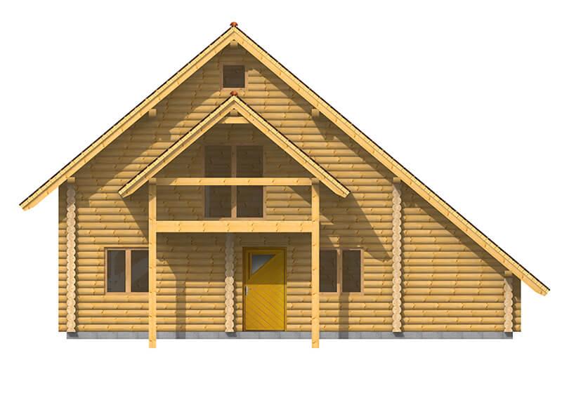 Деревянный дом: мифы и реальность