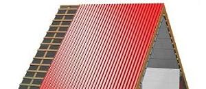 Крыша дома: профнастил или металлочерепица