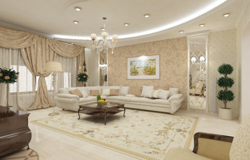 Дизайн квартир.