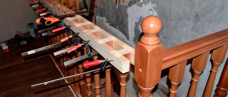 балясины ремонт