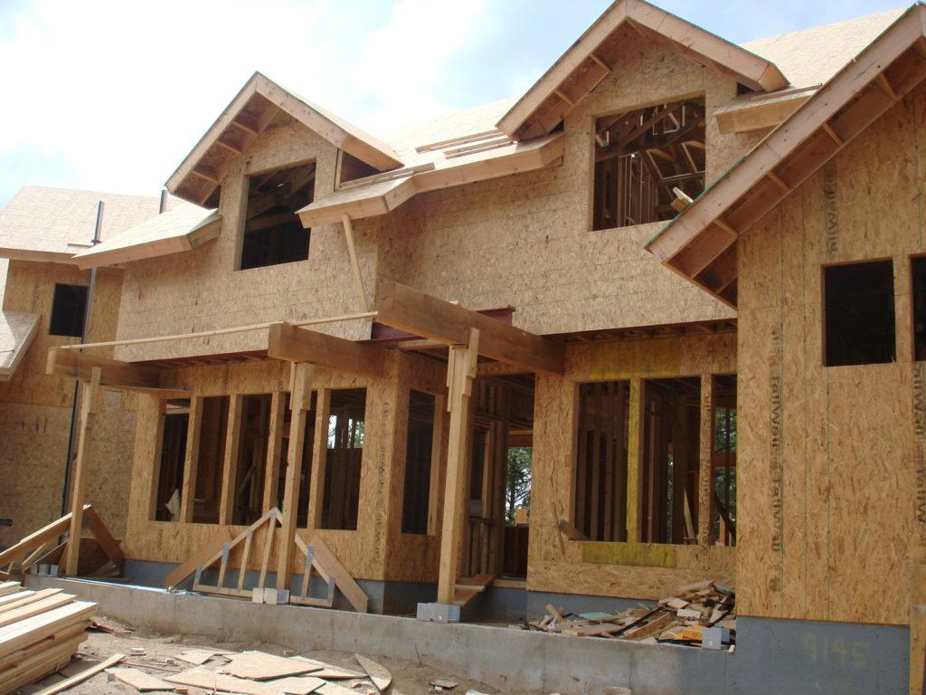 Стройматериалы для каркасных домов