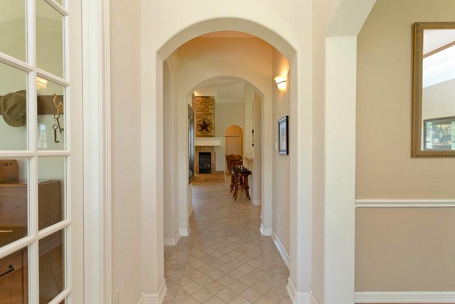 межкомнатная арка в квартире